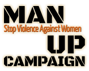 Man Up Campaign Logo